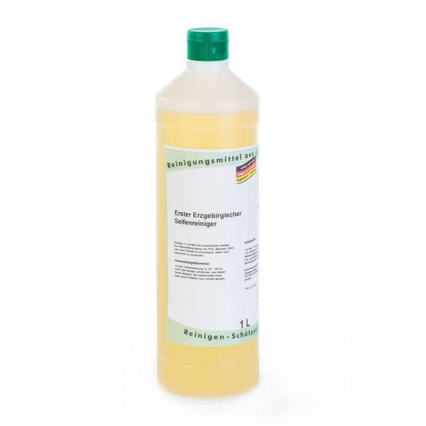 Erster Erzgebirgischer Seifenreiniger    1 Liter    auf natürlicher Seifenbasis