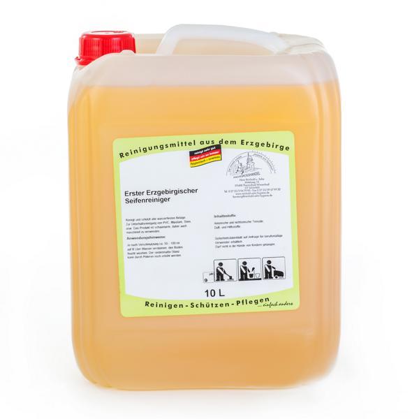 Erster Erzgebirgischer Seifenreiniger   10 Liter    auf natürlicher Seifenbasis