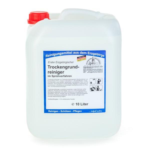 Erster Erzgebirgischer Trockengrundreiniger | 10 Liter | Aufsprühen - Grundreinigen - neu Beschichten