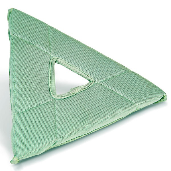 Stingray Reinigungs-TriPad   SRPD1   Dreieckiges Mikrofaser-Reinigungs-Pad, passend für Artikel 68697 + 68698