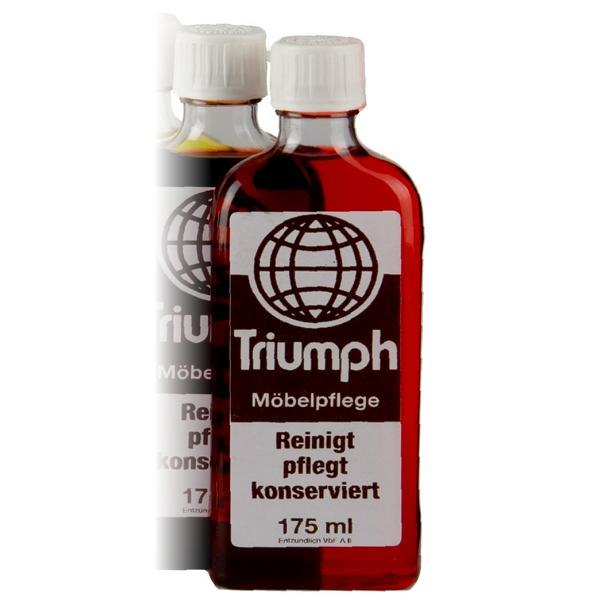 Triumph Möbelpflege dunkel | 175 ml | für dunkle Möbel, auch für dunkle Eiche