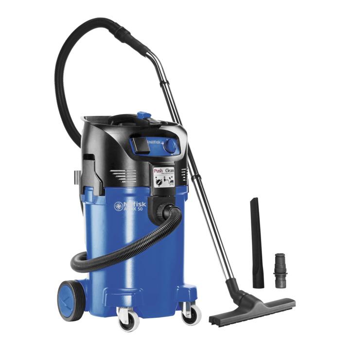 Nilfisk® Nass-/Trockensauger Nilfisk Alto ATTIX 50-21 PC (Push and Clean) | Mobiler Nass-/Trockensauger