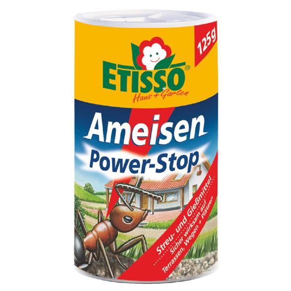 ETISSO® Ameisen Power-Stop | 375 g  | BIOZIDE SICHER VERWENDEN! Vor Gebrauch stets Kennzeichnung und Produktinformation lesen!