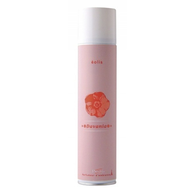Raumduft Eolia Davania 300 ml blumiger Duft, für Spender Push Parfum
