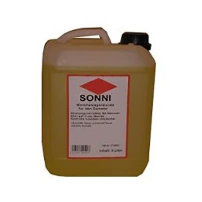 Scheibenwaschkonzentrat Sonni für den Sommer | 5 Liter
