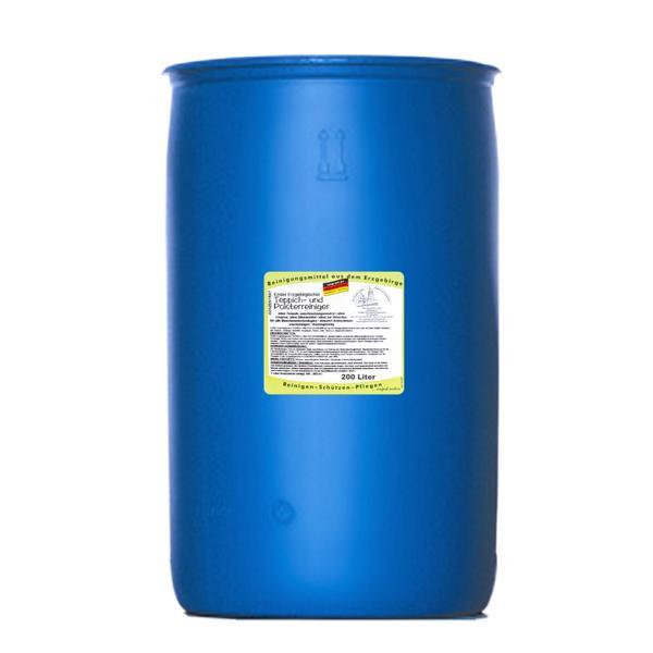 Erster Erzgebirgischer Teppich- und Polsterreiniger | 200 Liter  | tensidfreies Konzentrat ohne Enzyme, optische Aufheller oder Mikroorganismen (+Pfandgebühr Artikel 99970)