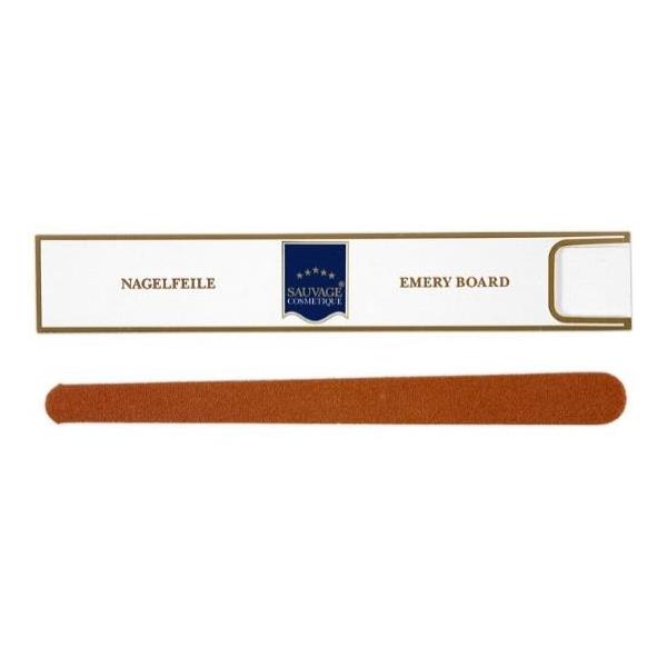Sauvage Cosmetique Nagelfeile  in Kartonage | 200 Stück