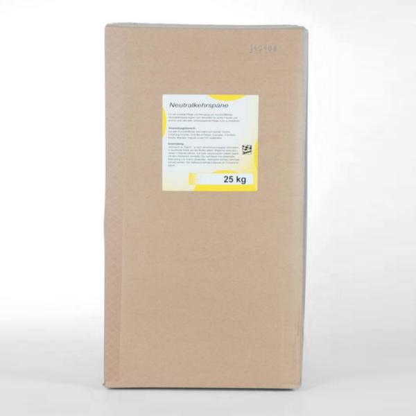 Neutralkehrspäne  | 25 kg  | Kehrmittel ohne Pflegestoffe für alle nicht gebohnerten Fußböden