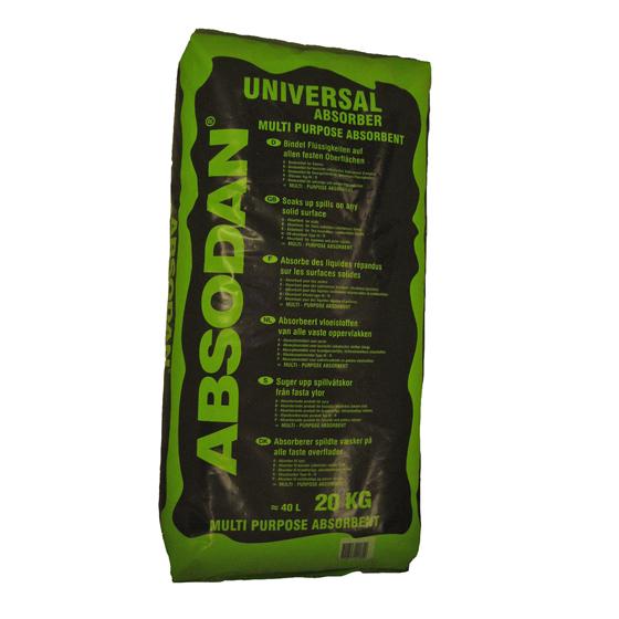 Absodan Universal | Universalbinder | 20 kg | Korngröße 1,0 - 3,0 mm