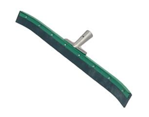 AquaDozer 90 cm Wasserschieber/Bodenwischer/ gebogen, EPDM-Gummi schwarz FP90C