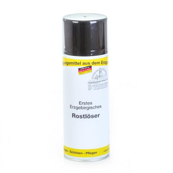 Erster Erzgebirgischer Rostlöser | 400 ml Spraydose  | schmierend - Anti Rost - schützend - entblockend - wasserabweisend - reinigend