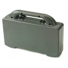 Zubehör/Ersatzteil: Numatic Batteriekoffer für Scheuersaugmaschine TTB1840
