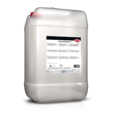 CARAMBA Schaumshampoo P | 25 Liter | intensivreinigende Schaumwäsche für Waschstraßen, Portalanlagen und SB-Waschplatz