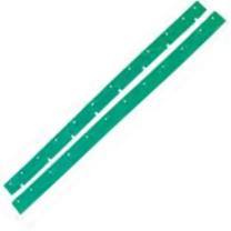 Zubehör/Ersatzteil: Numatic Serilor Gummilippen-Set, 805 mm grün | passend für Typ 3045, 4045, 8055, 678, 300
