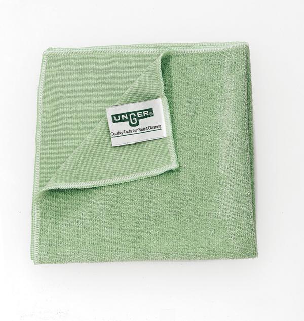 Mikrofasertuch SmartColor™ MicroWipe™ grün, 40 x 38 cm | MF400  | für Küchenbereich