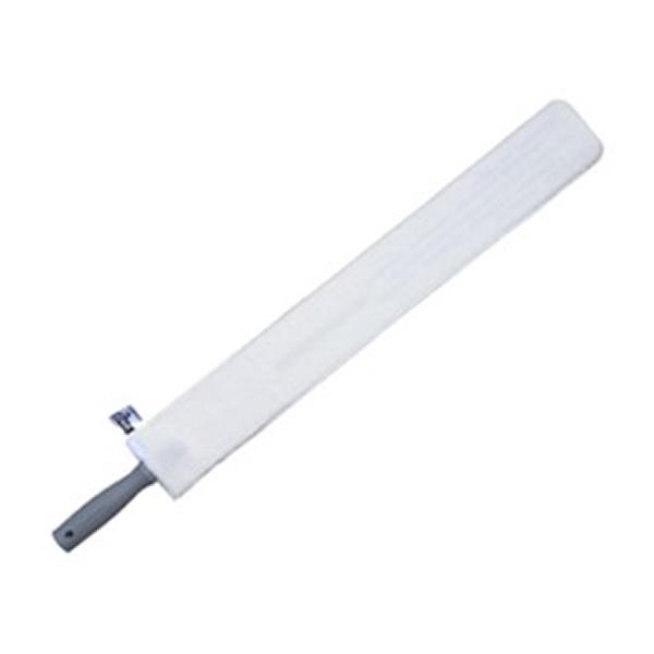 StarDuster® ProFlat75, PFD7G | Staubentfernung für schmale Zwischenräume, 75 cm lang, mit Mikrofaserbezug, inkl. 3 Ersatzbezüge