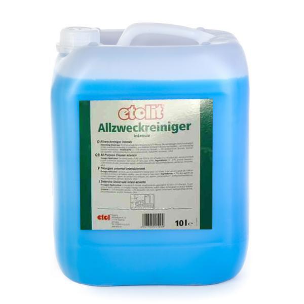 etolit® Allzweckreiniger intensiv | 10 Liter  | flüssiger Universalreiniger für alle abwaschbaren Oberflächen, hochkonzentriert