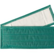 Borstenmopp 50 cm | grün | Material: grüne Polyamidborsten (vollflächig), Aufnahme: Tasche