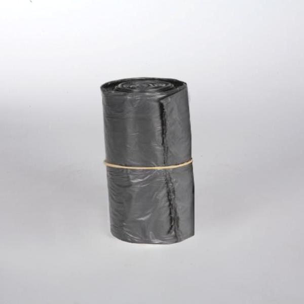 Müllbeutel  60 Liter, grau, 800 x 600 mm, ca. 33µ | 25 Stück/Rolle