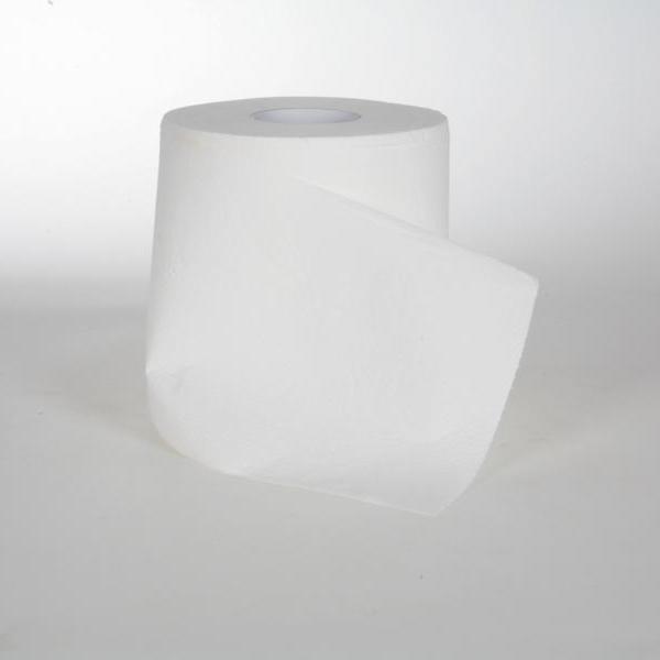 "Papierhandtücher Rollenhandtücher Innenabrollung 2-lagig, 100% Zellstoff weiß, 153 m, ""ACTION 450"", 450 Blatt   6 Rollen    passend für Spender 72216"