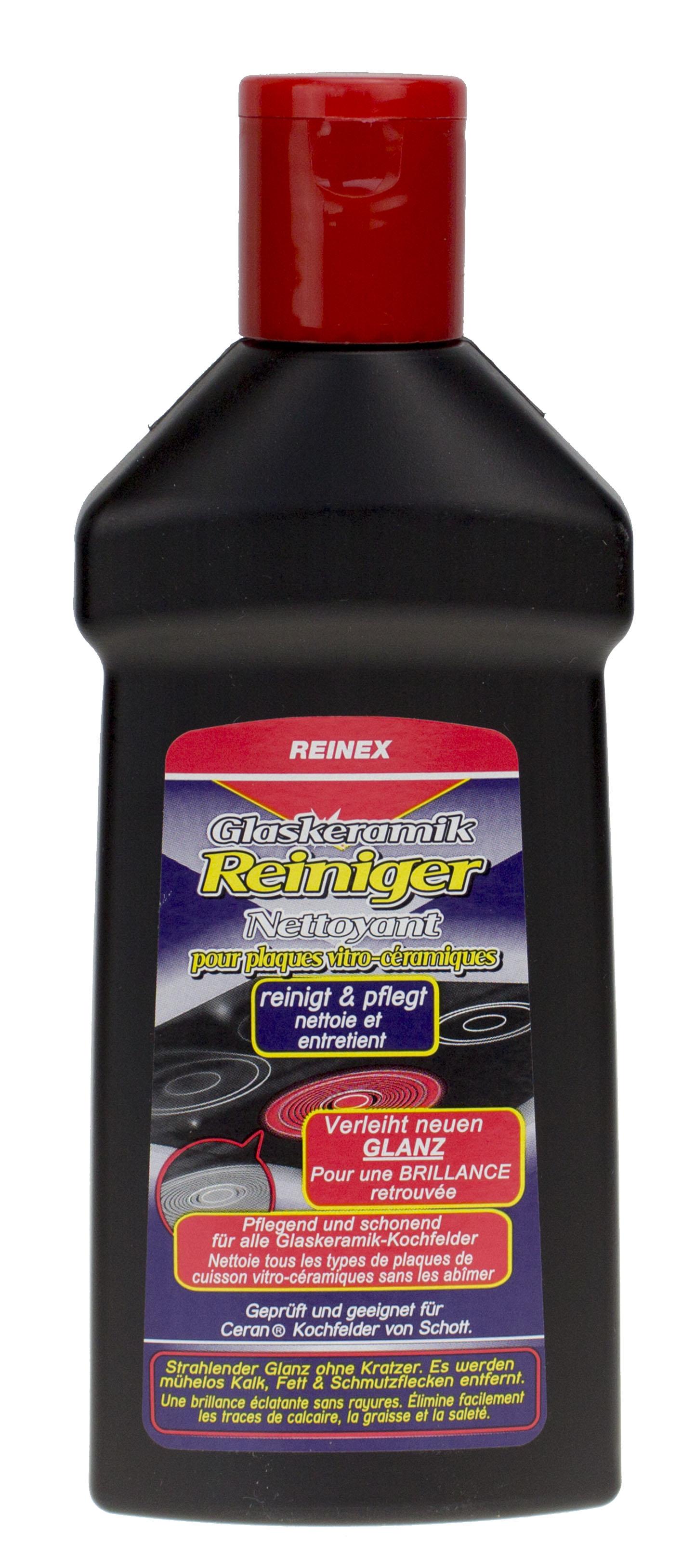 Reinex Glaskeramikreiniger   250 ml