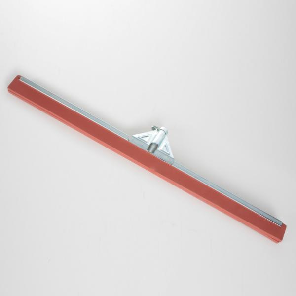 WaterWand™ Wasserschieber/Bodenwischer/Bodenschieber, verstärkt, Doppellippe rot 55 cm HW550