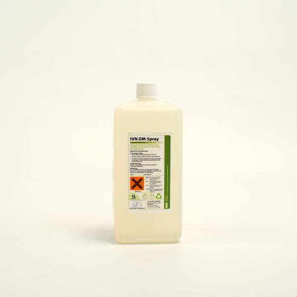 IVN DM Spray | 1 Liter  | alkoholfreie Flächendesinfektion, gebrauchsfertig