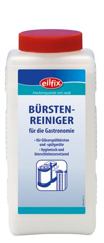 Eilfix® Bürstenreiniger Pulver für Gläserspülbürsten und Gläserspülgeräte | 1 kg
