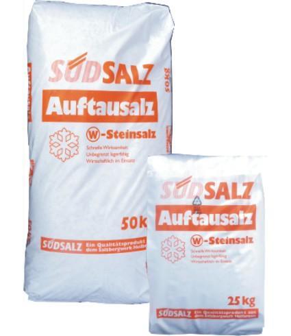 Südsalz Tausalz | im Kunststoffsack | 50 kg