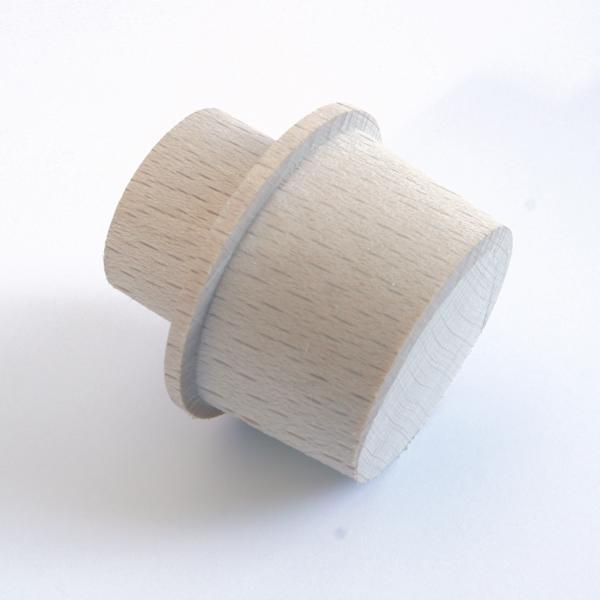 Mehrweg Holzadapter für Handtuchrolle 10050 | passend für Spender 70229 | 70230 | 70231