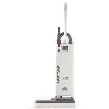 SEBO 470 Comfort Staubsauger/Bürstensauger, Arbeitsbreite 46 cm  | mit Elektroteppichbürste