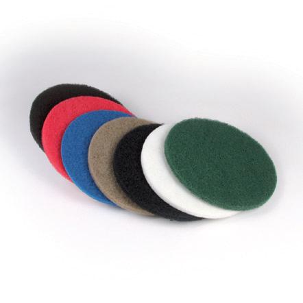 Maschinenpad/Super Maschinenpad 330 mm - 13 Zoll | grün