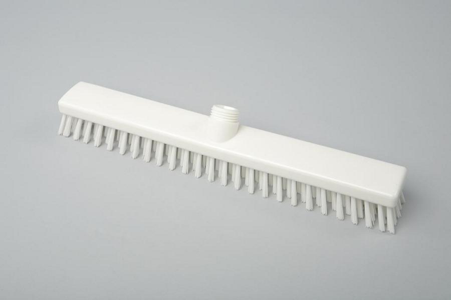Hygiene - Schrubber, Außengewinde mit Innensechskant   40 cm weiß   Temperaturbeständigkeit: - 20°C bis +134°C