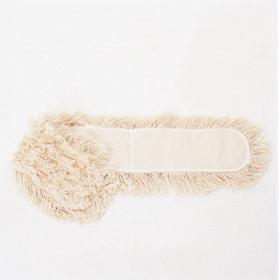 Feuchtwischmopp  80 cm mit Tasche | 100% Baumwolle, Aufnahme: Tasche, passend für Mopp-Halter 60040