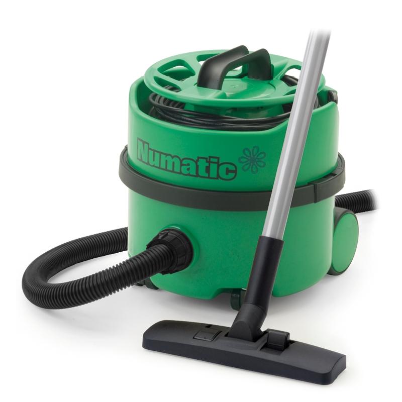 Numatic® Staubsauger ECO-NSP180A mit Zubehörset E1, geringe Stromaufnahme bei hoher Saugkraft