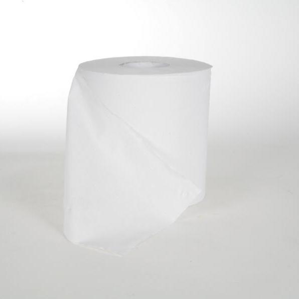 """Papierhandtücher Rollenhandtücher Innenabrollung 1-lagig, CEL-75 weiß, 300 m, """"ACTION 300""""   6 Rollen    passend für Spender 72216"""
