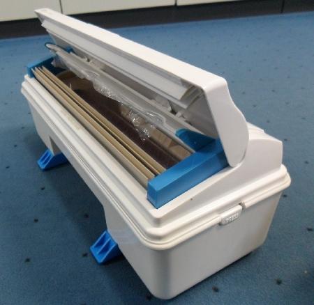 Spender für Wrapmaster-Folie/Frischhaltefolie | WM3000  | für 1 Rolle mit 30 cm Breite