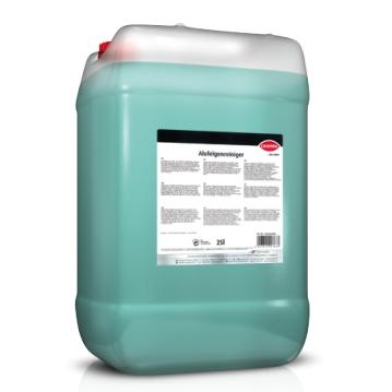 Alufelgenreiniger | 25 Liter | saures Reinigungskonzentrat für Stahl- und Alufelgen in Autowaschstraßen, Portalanlagen und SB-Waschplätzen