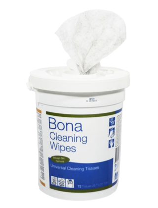 Bona® Cleaning Wipes | 72 Tücher