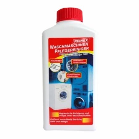 REINEX® Waschmaschinen Pflegereiniger I 250 ml  | Hygienischer Reiniger und Pflege für Ihre Waschmaschine