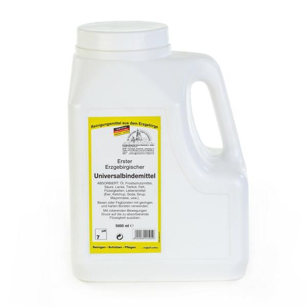 Erstes Erzgebirgisches Universalbindemittel Pulver | 5 Liter  | Hochwirksames Universal-Bindemittel