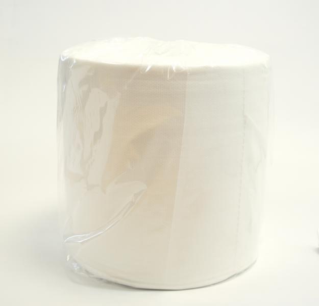 Putztuchrolle Poliertuch Vlies 70 g/m², weiß, lösungsmittelbeständig   500 Blatt/Rolle   geeignet für Spender 70318, 70319, 72213