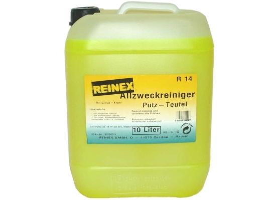 REINEX Allesreiniger Putzteufel  Zitrus | 10 Liter