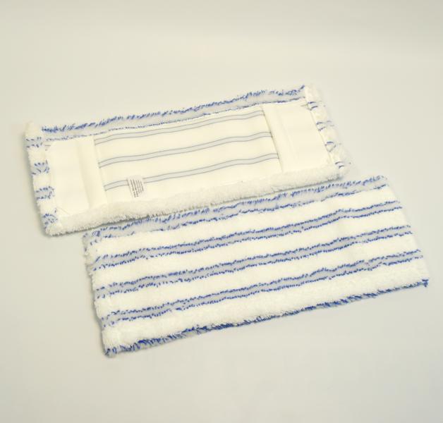 Mikrofaser-Mopp Professional 50 cm  | Material: Ultra-Mikrofaser mit weichen Borsten, Aufnahme: Tasche
