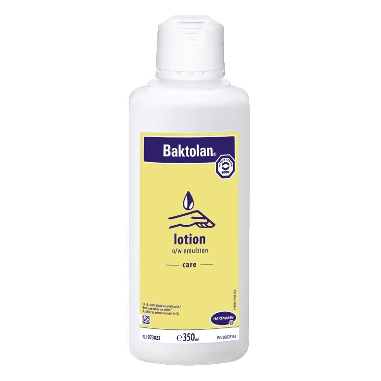 Baktolan lotion | 350 ml  | feuchtigkeitsspendende Öl-in-Wasser-Pflegelotion (O/W) für die normale Haut