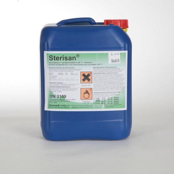 Sterisan | 10 kg  | Desinfektions- und Bleichmittel für 40 °C-Verfahren
