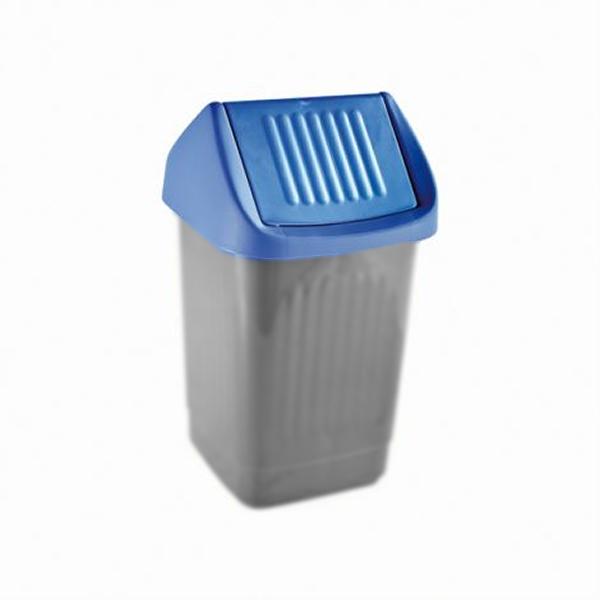 Abfallbehälter-Schwingdeckel für 25-Liter-Abfallbehälter | nur Deckel, passend für Abfallbehälter A70685
