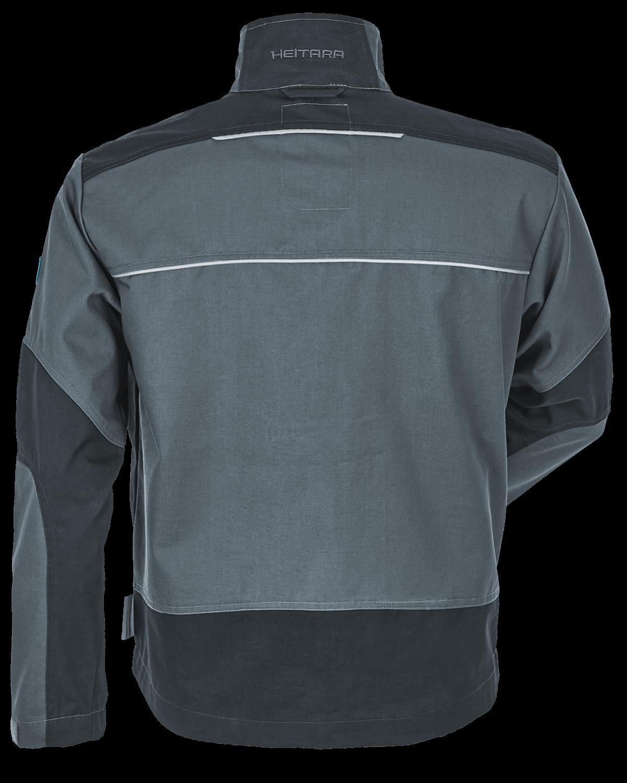 Bundjacke KRAFLA™ - Zement / Asphalt
