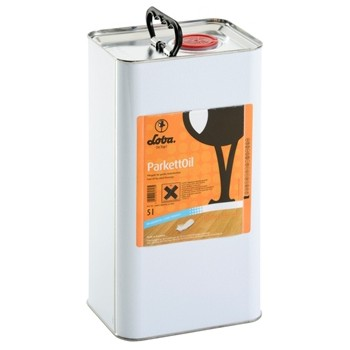 LOBACARE ParkettOil   5 Liter    Pflegeöl auf Lösemittelbasis