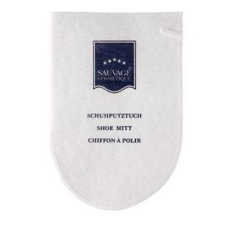 Sauvage Cosmetique Schuhputzhandschuh Vlies | 500 Stück  | (jetzt 500 Stück statt 100 pro Karton)